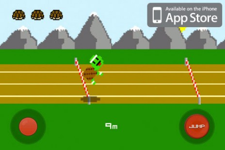 Hurdle Turtle comes to the iPhone/iPod Touch!