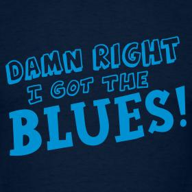 Blues.