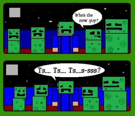 Minecraft Comis