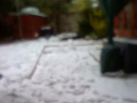 SNOW YAY!