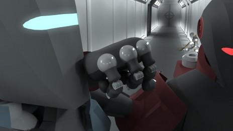 Future Genesis - 3D Animation