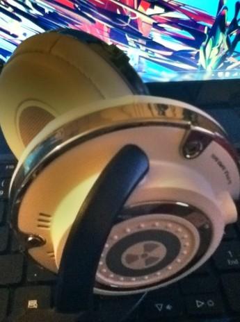 New headphones!