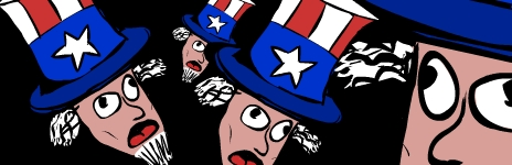 Uncle Sam fights WikiLeaks