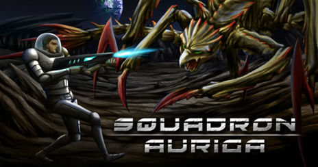 [GAME] Squadron Auriga! Try it now!