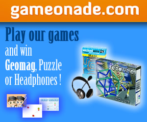 New contest available! You can win Geomag.