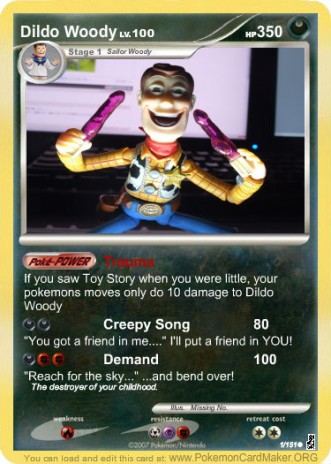 Ultimate Pokemon Card