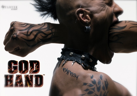 when games hate you, part 1: God Hand