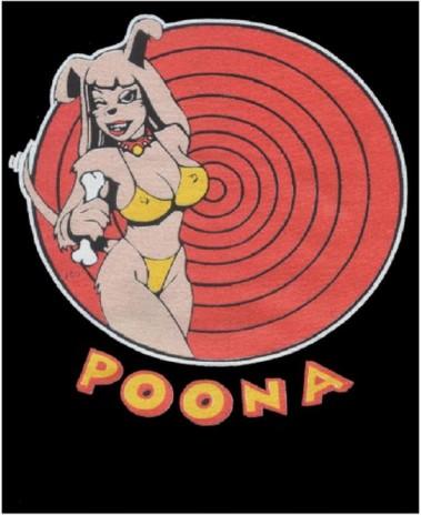 Poona Doggie Girl