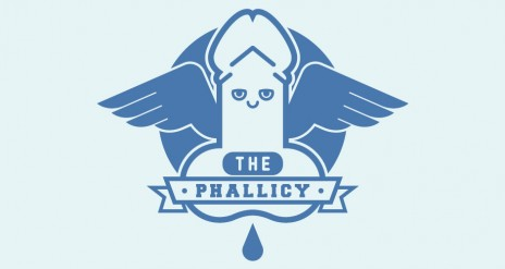 The Phallicy - My New Graphic Design Blog About Dicks