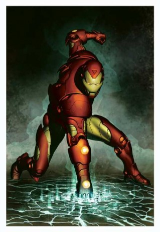I AM IRON MAN!!!