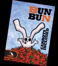 Bunbun Comic Book!