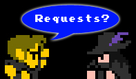 About requests!
