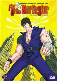 Hokuto no Ken/Fist of the North Star.