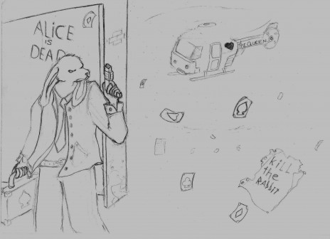 Alice is dead ( art )