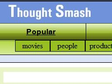 Thought Smash!