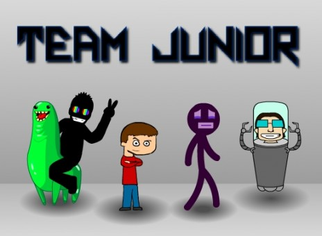 TEAM JUNIOR DELIVERS! (for the Game Jam 3)