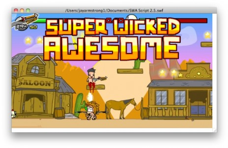 Super Wicked Awesome out on Addicting games!