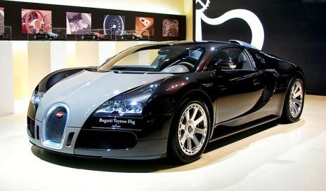 ***Bugatti Veyron Top Speed Test***