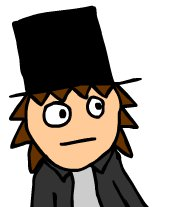 The New Top Hat Guy