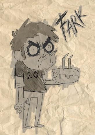 it's my ruddy birthday!