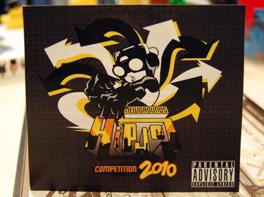 Newgrounds Hip Hop Competition 2011