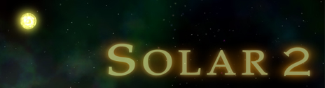 Solar 2, my game coming to Steam