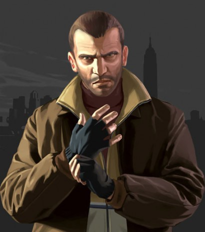 Just start playing GTA IV on pc..