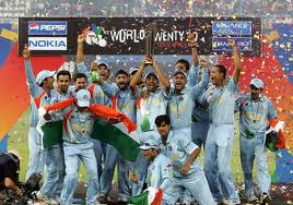 INDIA WALKS AWAY WITH THE WORLD CUP