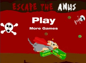 Escape the Anus Released