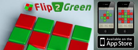 Flip2Green - New iPhone Game app!