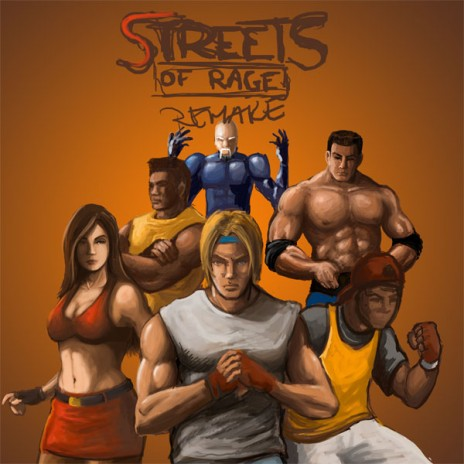 Streets of rage remake!
