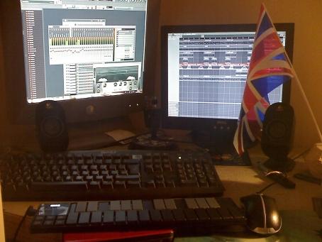 My set up :D