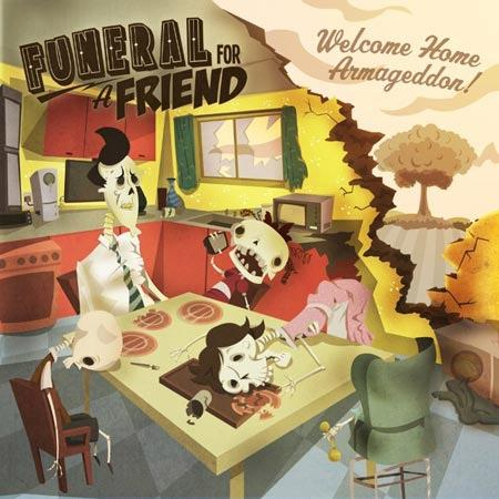 Funeral For A Friend's Latest Album