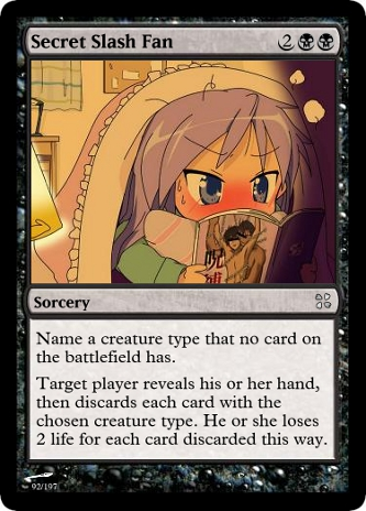 Generation 2 MtG cards, part 2