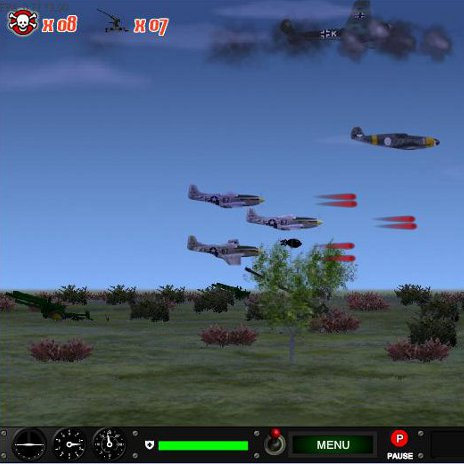 Fighter Patrol 42 released to the world