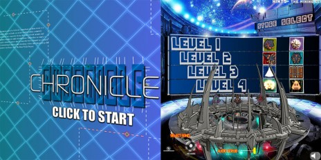 CHRONICLE: Arcade retro shooter on the portal now!