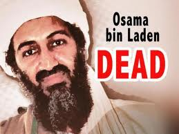 I dont like Osama bin laden