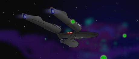 First minutes of 'Star Trek: Peacekeeper'