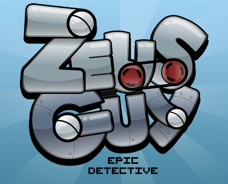 Zeus Guy: Epic Detective Pilot Released!
