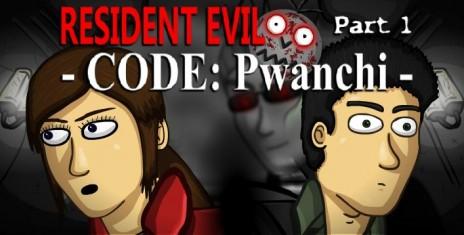 Resident Evil Code: Pwanchi Begins! Go Watch!