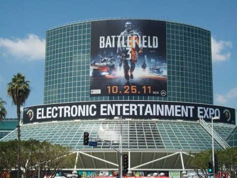 E3 2011, Day 1: First Impressions