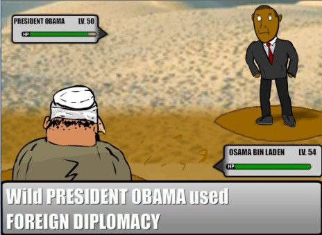 How Osama ACTUALLY was killed.