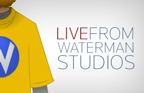 "Vokle Presents ""LIVE From Waterman Studios"""