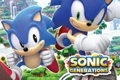 Sonic Generations 20th Anniversary!!!!!!!!!!!!!!!!!!1 (Coming Soon On xBox Live And xBox 360