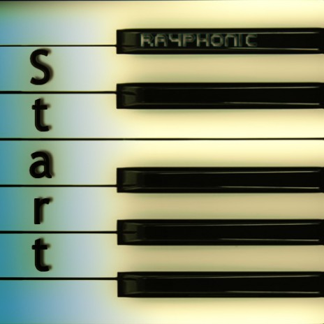 My first album 'Start'