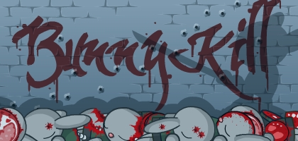 Bunnykill Page is up on Newgrounds.