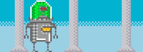 Robots and pixels