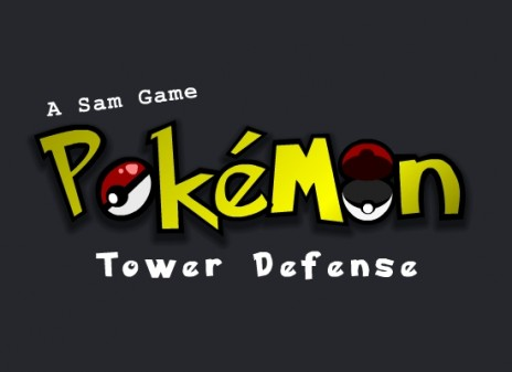 pokemon tower defense logo bullshit