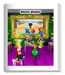 Winner Of Weevil Weekly (For Binweevils)
