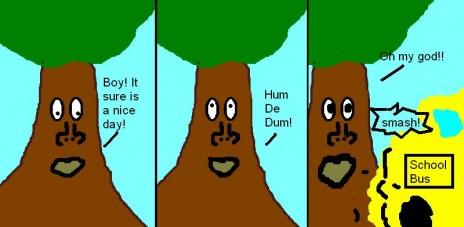 A Tree Comic